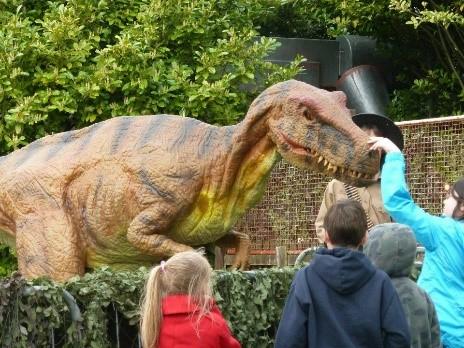 Dinosaur Invasion - 1